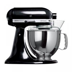 厨房用台式多功能搅拌机-黑色