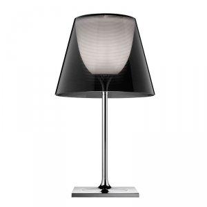 (预售)卡翠比真空电镀台灯-烟灰灯罩