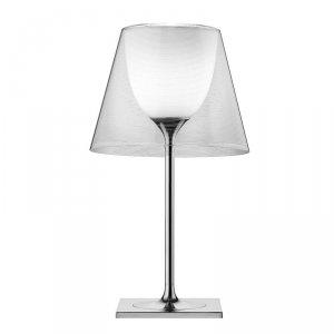(预售)卡翠比真空电镀台灯-玻璃罩