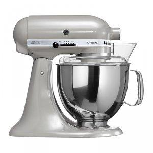 厨房用台式多功能搅拌机-金属镀铬