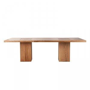 博斯长桌(橡木)加长