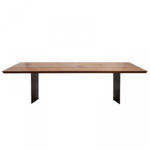 (预售)那图拉长方形餐桌(胡桃木)大号
