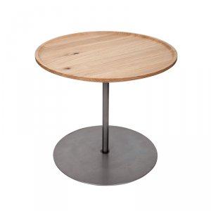 (预售)广场圆桌(橡木)中号