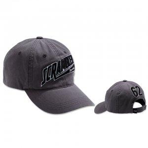 预售-灰色棒球帽