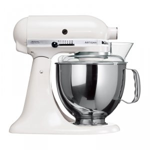 厨房用台式多功能搅拌机-白色