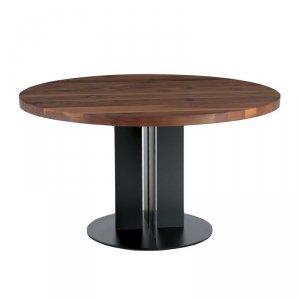 (预售)那图拉圆形桌(胡桃木)