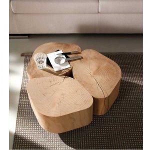 (预售)实木托比花瓣桌